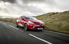 Renault Clio Signature Nav, 2017, front, action