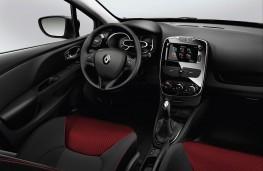 Renault Clio, 2016, interior