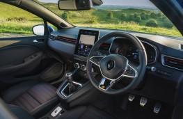 Renault Clio R.S. Line, 2019, interior