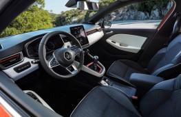 Renault Clio, 2019, interior