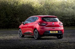 Renault Clio Signature Nav, 2017, rear, static