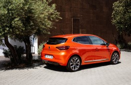 Renault Clio, 2019, rear, static