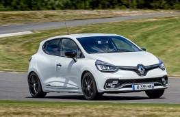 Clio Renault Sport, 2016, front