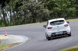 Clio Renault Sport, 2016, rear