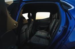 Renault Clio R.S. Line, 2019, rear seats