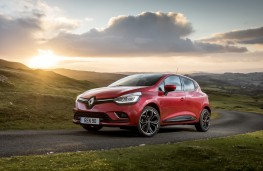 Renault Clio Signature Nav, 2017, side, static