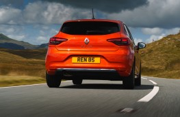 Renault Clio Iconic, 2019, rear