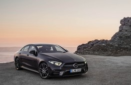 Mercedes-AMG CLS 53s, front
