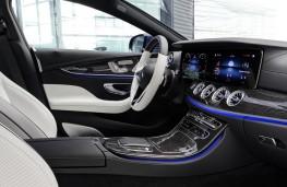 Mercedes-Benz CLS, 2021, interior