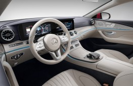 Mercedes-Benz CLS, 2018, interior