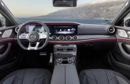 Mercedes-AMG CLS 53, 2018, interior