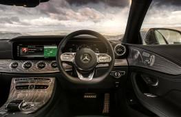 Mercedes-Benz CLS 450, 2019, interior