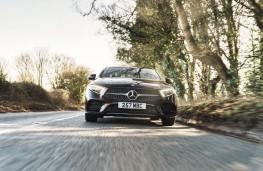 Mercedes-Benz CLS 450, 2019, nose