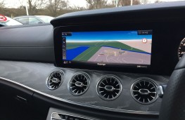 Mercedes-Benz CLS 450, 2019, display screen