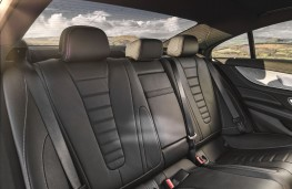 Mercedes-Benz CLS 450, 2019, rear seats