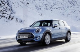 MINI Clubman ALL4, 2016, front, action