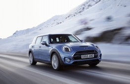 MINI Clubman ALL4, 2016, front