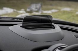 MINI Cooper SD ALL4 Clubman, head up display