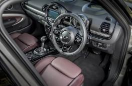 MINI Clubman Cooper S 2015, interior