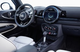 MINI Clubman ALL4, 2016, interior
