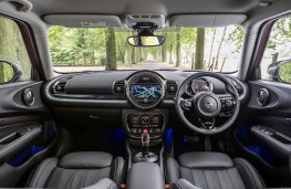 MINI Clubman, 2019, interior