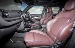 MINI Clubman Cooper S 2015, front seats