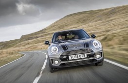 MINI Clubman Cooper S 2015, nose