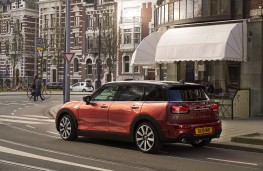 MINI Clubman, 2019, rear