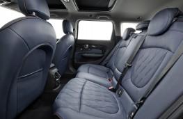 MINI Cooper SD ALL4 Clubman, rear seats