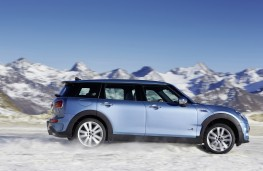MINI Clubman ALL4, 2016, side