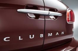 MINI Cooper SD ALL4 Clubman, tailgate