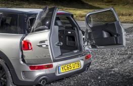 MINI Clubman Cooper S 2015, tailgate