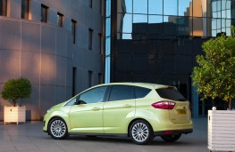 Ford C-MAX, side
