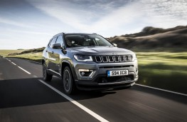 Jeep Compass, 2021, front