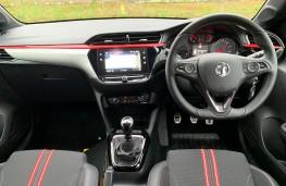 Vauxhall Corsa SRi Nav, 2019, interior
