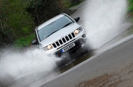 Jeep Compass, action