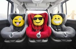 Vauxhall Combo Life, 2018, baby seats