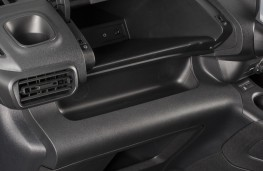 Vauxhall Combo, 2018, glovebox