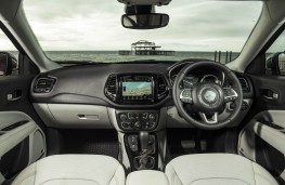 Jeep Compass, 2018, interior