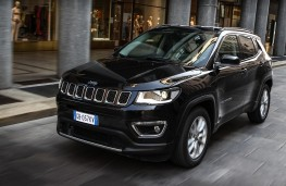 Jeep Compass 4xe, 2020, front