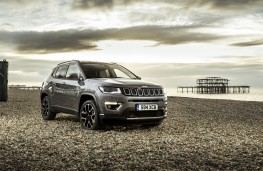 Jeep Compass, 2021, front, static