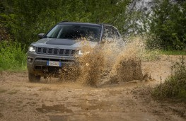 Jeep Compass Trailhawk, 2019, off road