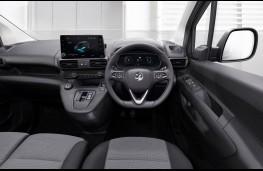 Vauxhall Combo-e, 2021, interior