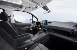Vauxhall Combo Life, 2018, interior