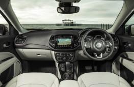 Jeep Compass, 2021, interior
