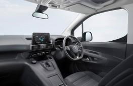 Vauxhall Combo e-Life, 2021, interior
