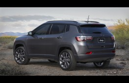 Jeep Compass 80th Anniversary Special Edition