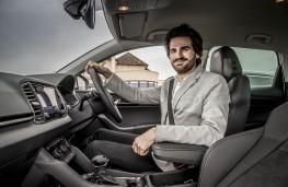 Company car driver