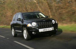 Jeep Compass, 56 plate, front