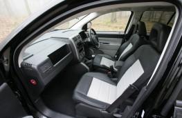 Jeep Compass, 56 plate, interior